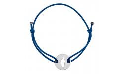 Bracelet bleu avec Corse