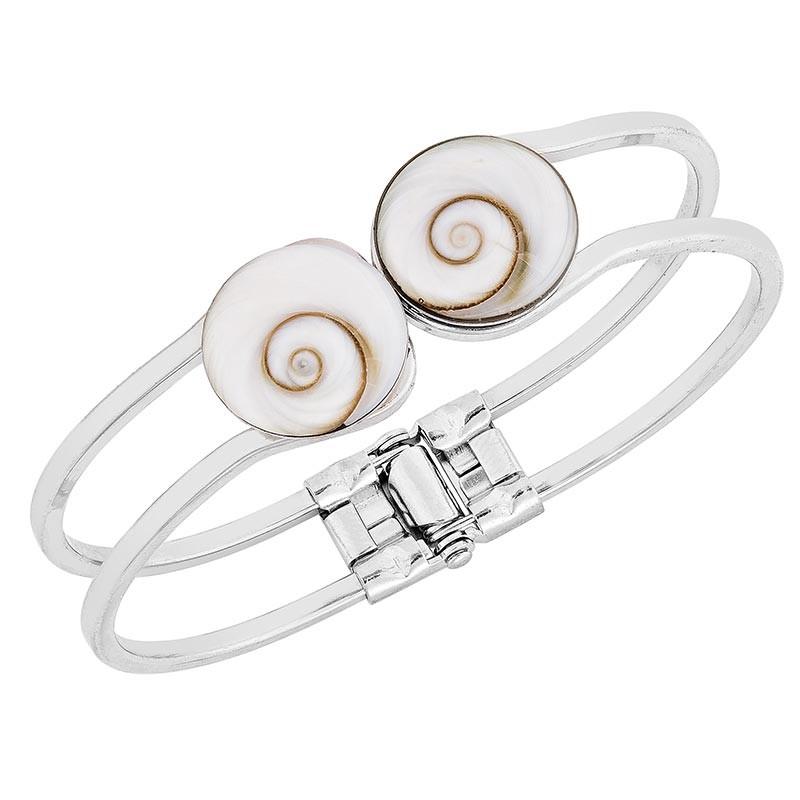 Bracelet rigide Toi et Moi
