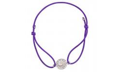 Bracelet Fantaisie SBC144violet