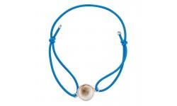 Bracelet Elastique Bleu