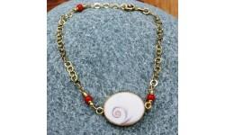 Bracelet vermeil POBR2212