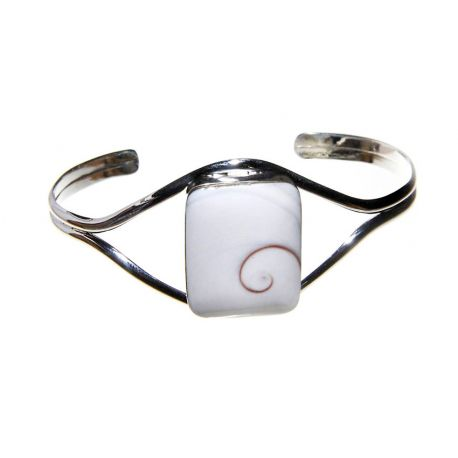 Bracelet Rigide Rectangle