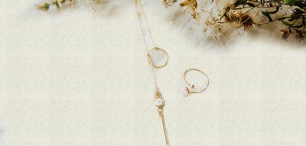 Bijoux plaqués or